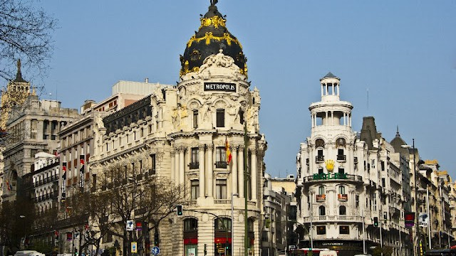 Gold Finger Barcelona products in Madrid, at the Malmö store!